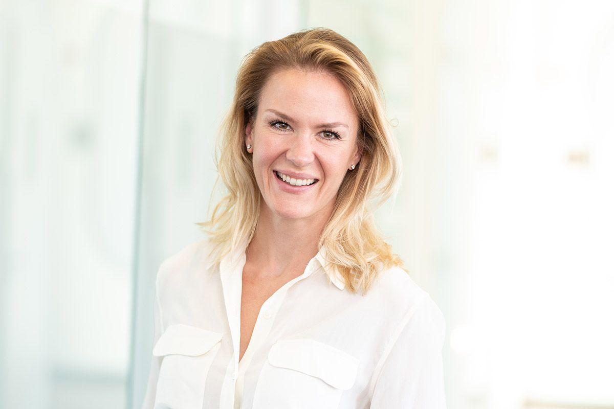 Zahnärztin Anne-Sofie Hohl